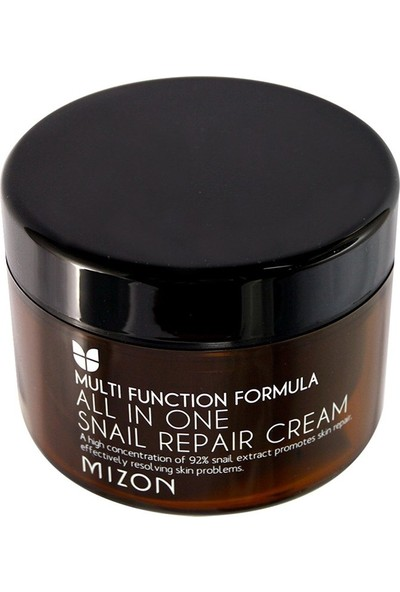 Mizon All In One Snail Repair Cream Super Size - Salyangoz Kremi Süper Boy