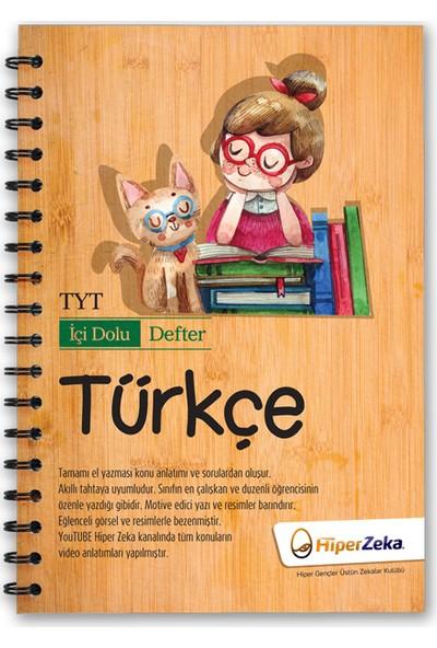 İçi Dolu Defter YKS | TYT Türkçe