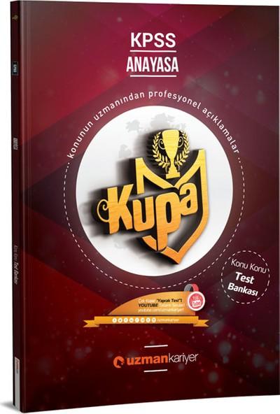 KPSS Kupa 2020 Konu Konu Test Bankası | Anayasa