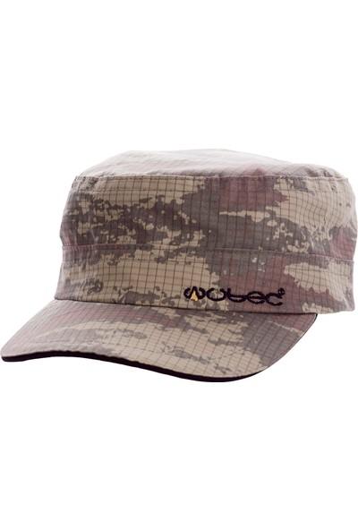 Wubec Castro Avcı Şapka Kamuflaj (Siyah)