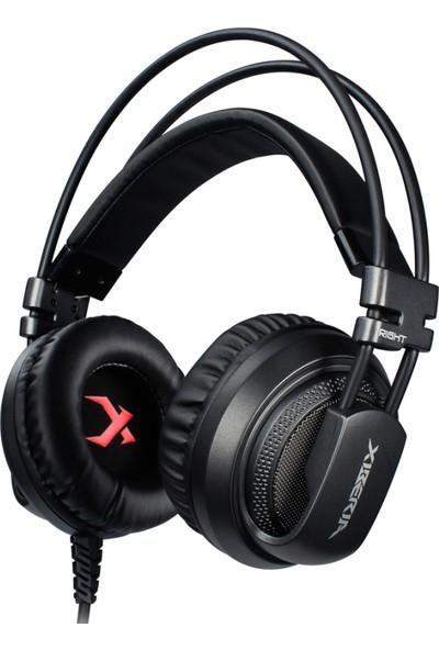 Rampage RM-K58 Xıberıa Plus Siyah USB 7.1 Gaming Mikrofonlu Oyuncu Kulaklığı