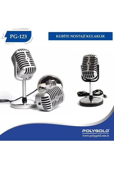 Kubite PG-123 Masa Üstü Nostalji Mikrofon