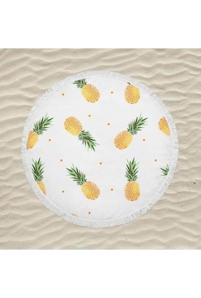 Newobsessions Pine Beach Plaj Örtüsü