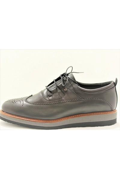 F.Marcetti Siyah Erkek Günlük Ayakkabı 19 576 L1
