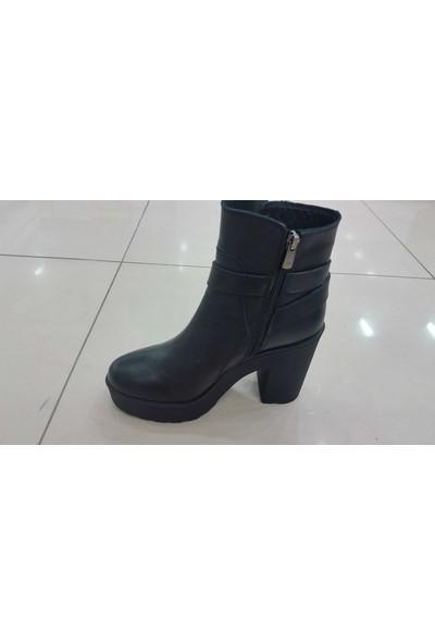 Greyder Siyah Kadın Bot 55615