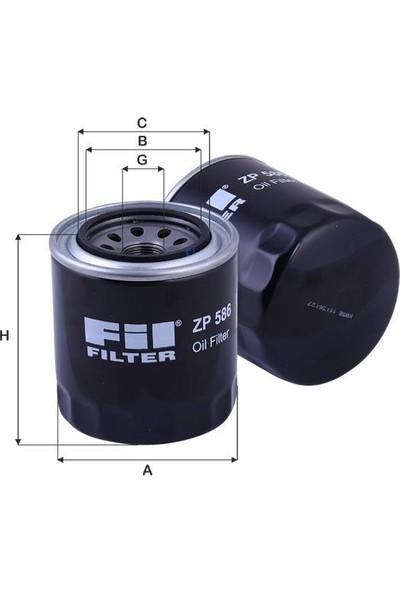 Fil Zp586 Yağ Filtresi Mazda
