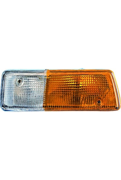 Pleksan Ön Sinyal Lambası Sağ R12 Toros