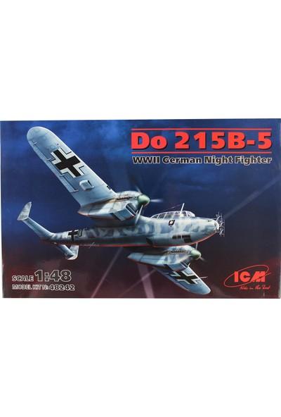 Icm 48242 1/48 WWII Alman Gece Avcısı Uçak Maketi Do 215B-5