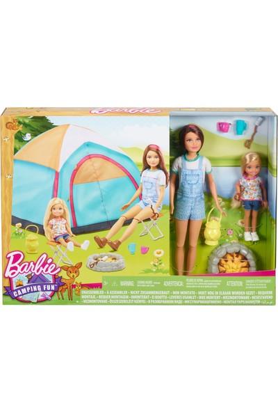 Barbie Kampta Serisi Barbie'nin Kamp Macerası Oyun Seti