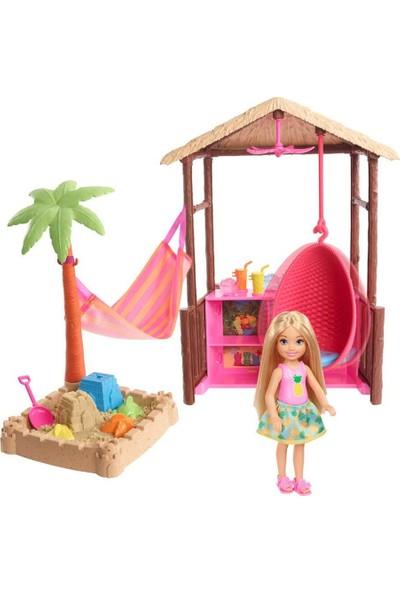 Barbie Seyahatte Chelsea'nin Kum Eğlencesi Oyun Seti
