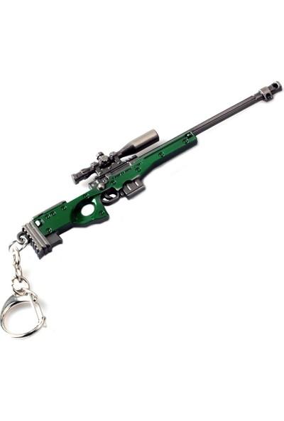 Pubg AWM Keskin Nişancı Tüfek Anahtarlık