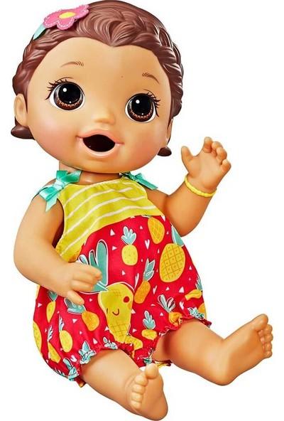Baby Alive Lily ile Mama Eğlencesi Kumral
