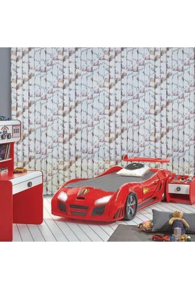Brillant Dikey Perde Çocuk Odası 380 x 180 cm DTL0013