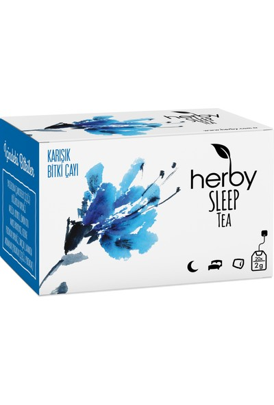 Herby Sleep Tea - Uyku Çayı 40 gr
