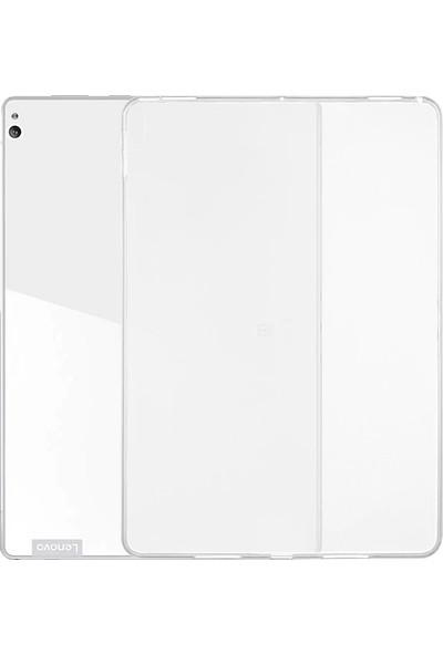 Microcase Lenovo Tab P10 10.1 TB-X705L TB-X705F Tablet Silikon Soft Kılıf