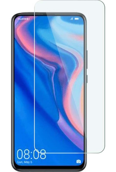 Microcase Huawei P Smart Z Tempered Glass Cam Koruma