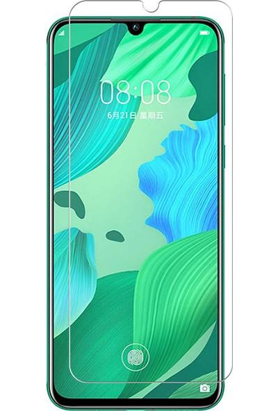 Microcase Huawei Nova 5 - Nova 5 Pro Tempered Glass Cam Koruma