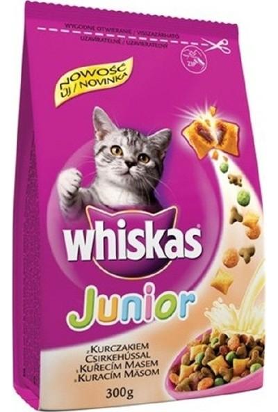 Whiskas 300 g Tavuklu Yavru Kuru Kedi Maması 14'lü Set