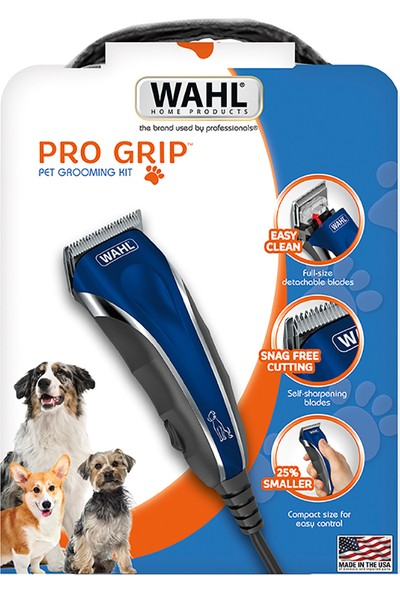 Wahl Animal Pro Grip Evcil Hayvan Tüyü Kesme Makinesi 09164-016