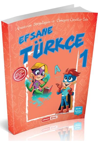 Efsane Türkçe 1. Sınıf