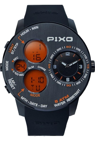 Pixo Px-5-2 Dijital Erkek Kol Saati