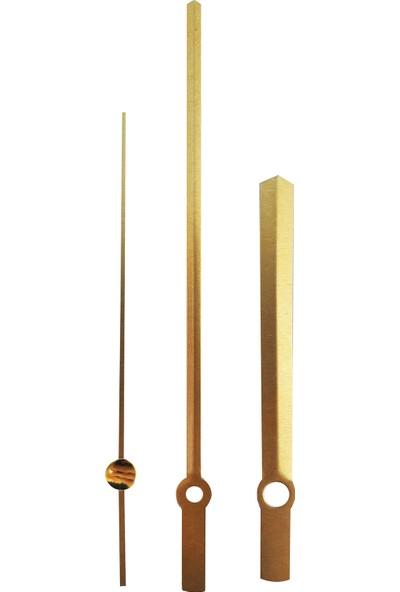 Aypaş, Akar Sessiz Saat Motoru (16,5 Mm) ve Mekanizması (Set)