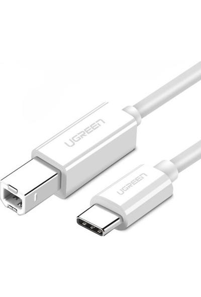 Ugreen Type-C USB B Yazıcı Kablosu