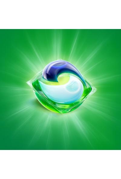 Ariel 3'ü 1 Arada Pods 15 Yıkama Sıvı Çamaşır Deterjanı Kapsülü Dağ Esintisi Beyazlar için