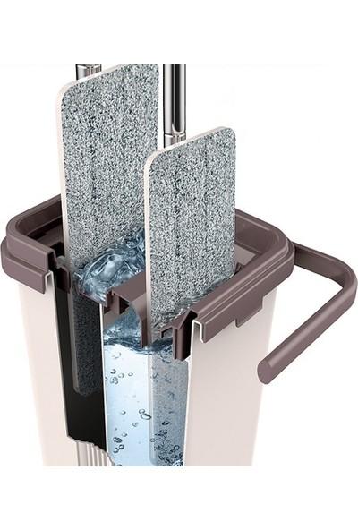 Zambak Maxi Tablet Mop Pratik Temizlik Seti