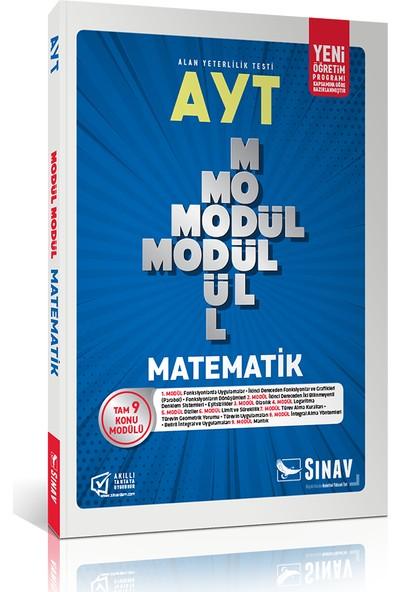 Sınav Yayınları AYT Matematik Modül Modül Konu Anlatımlı