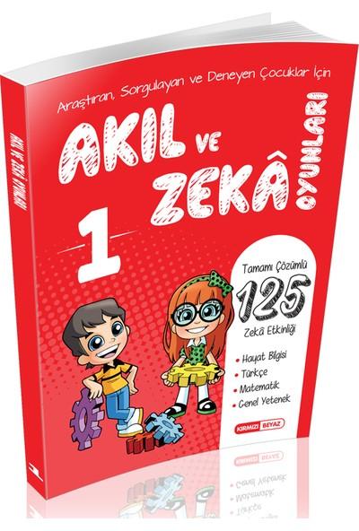 Akıl Ve Zeka Oyunları 1.Sınıf