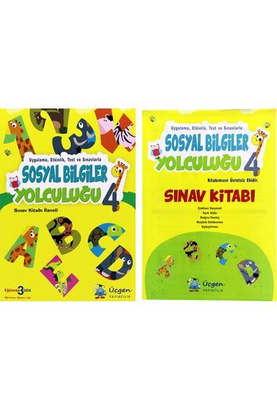 Üçgen Yayıncılık 4. Sınıf Sosyal Bilgiler Yolculuğu
