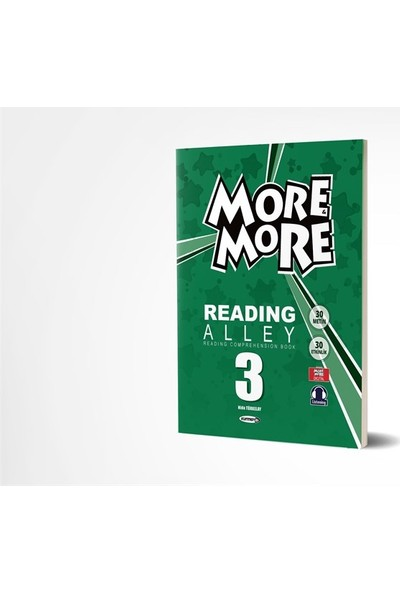 Kurmay Elt More And More 3. Sınıf Reading Alley