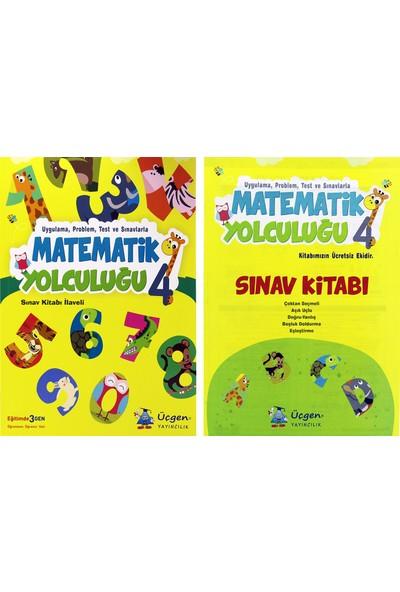 Üçgen Yayıncılık 4. Sınıf Matematik Yolculuğu