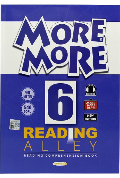 Kurmay Elt More And More 6. Sınıf Reading Alley