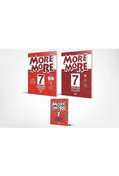 Kurmay Elt More And More 7. Sınıf English Practice Book + Skills Book