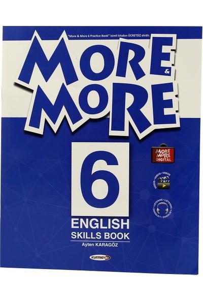 Kurmay Elt More And More 6. Sınıf English Practice Book + Skills Book