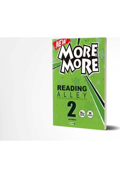 Kurmay Elt More And More 2. Sınıf Reading Alley