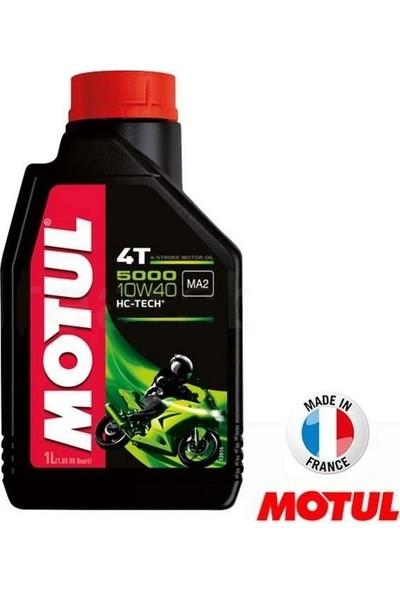 Motul 5000 10W 40 Motor Yağı 1 Lt.