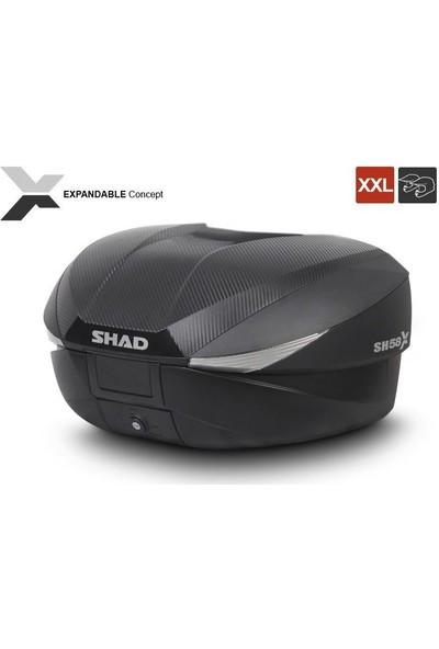 Shad Sh-58X Arka Çanta (L-Xl-Xxl)