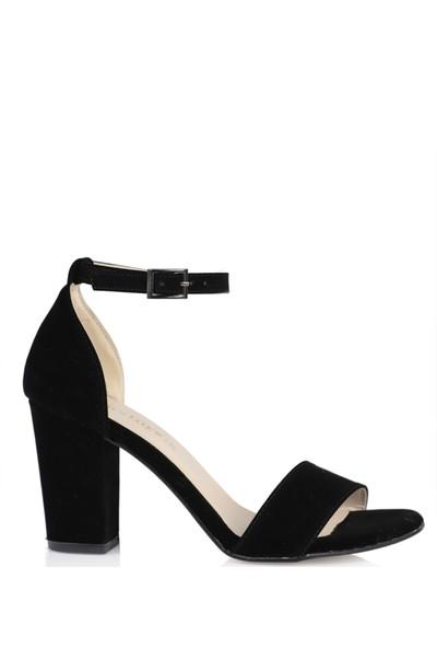 Daxtors Women Tekbant Topuklu Kadın Ayakkabısı