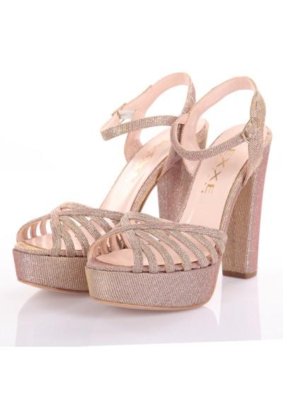 Exxe Topuklu Kadın Ayakkabı 477023