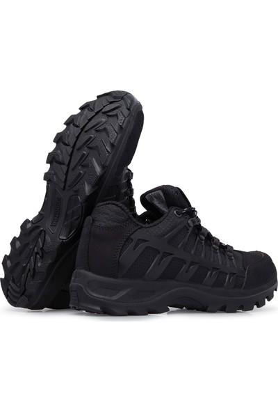 Scooter Su Geçirmez Siyah Ayakkabı G5530CS