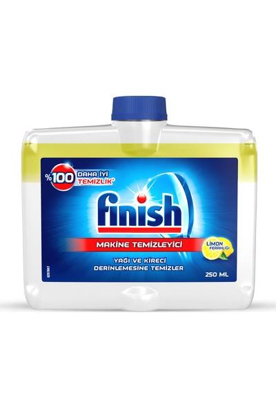 Finish Bulaşık Makinesi Temizleyici Sıvı Limon 250 ml