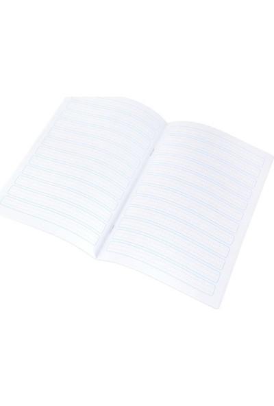 Mynote Writing A5 40 Yaprak Pp Kapak Güzel Yazı Defteri Sarı