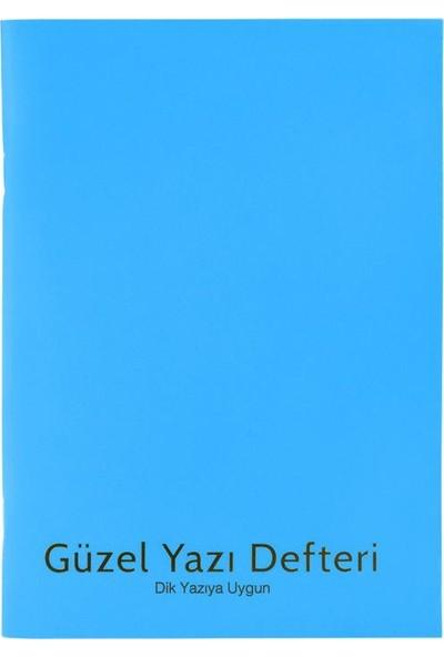Mynote Writing A5 40 Yaprak Pp Kapak Güzel Yazı Defteri Mavi