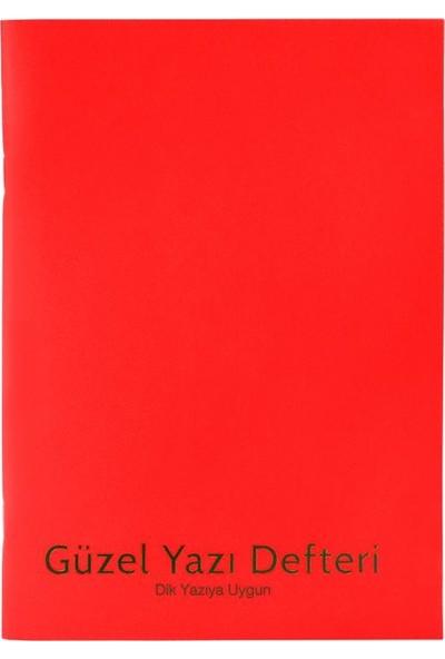 Mynote Writing A5 40 Yaprak Pp Kapak Güzel Yazı Defteri Kırmızı