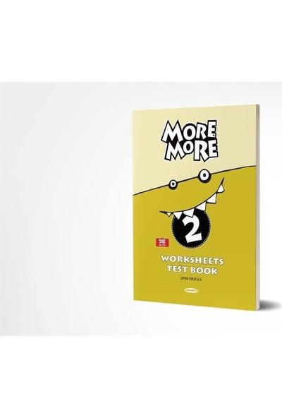 Kurmay-Elt Yayınları 2. Sınıf More And More English Worksheets&Test Book