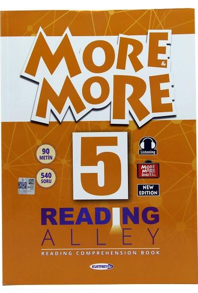 Kurmay-Elt Yayınları 5. Sınıf More And More English Reading Alley