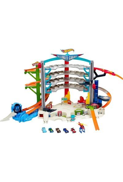 Hot Wheels Ultimate Mega Garaj Seti